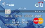 Kreditní karta Citi Life