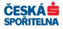 Logo Česká Spořitelna