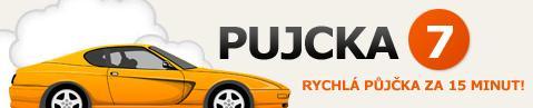 logo pujcka7.cz